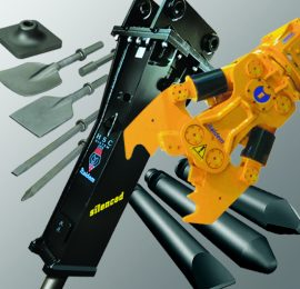 Hydraulic tools and consumables