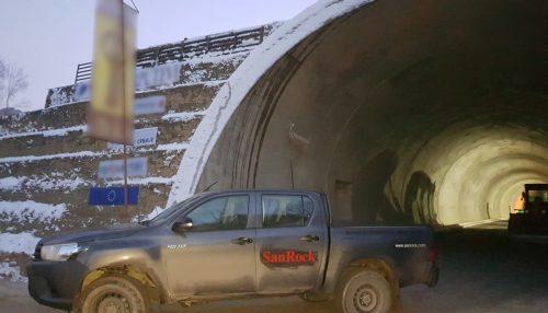 Тунелно строителство - Tunelling