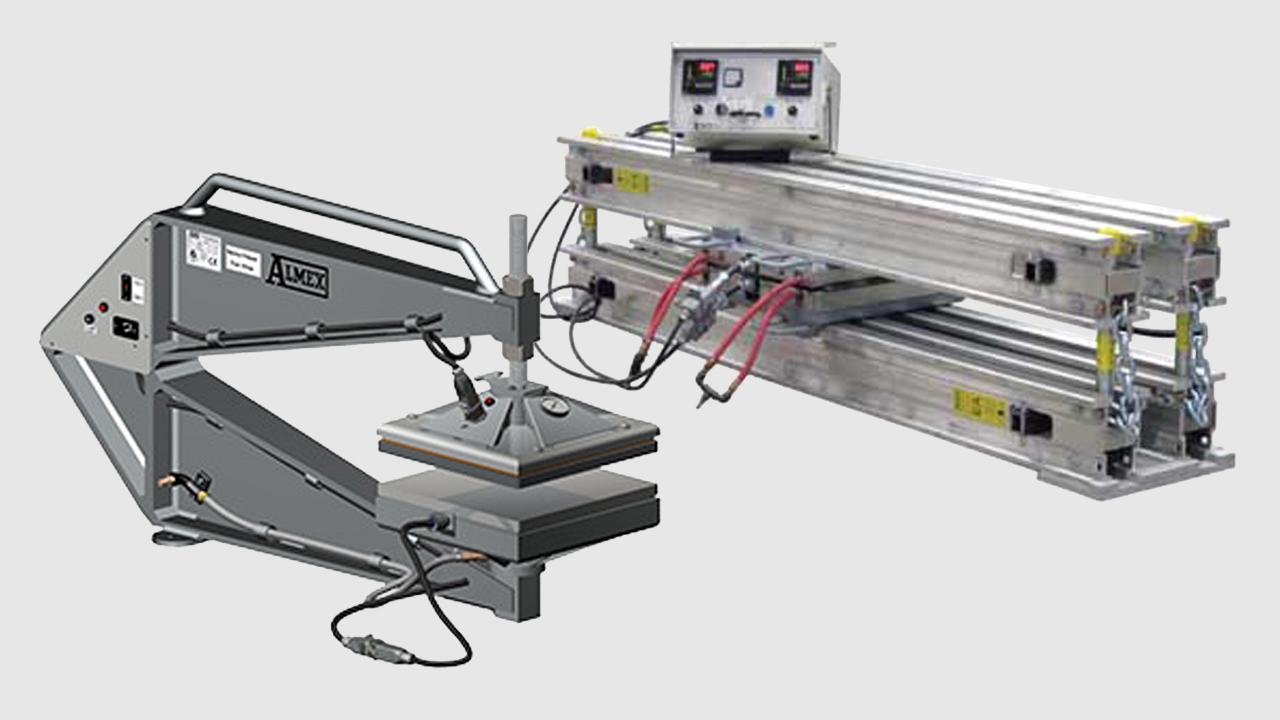 02 Ремонтни преси - Repair presses