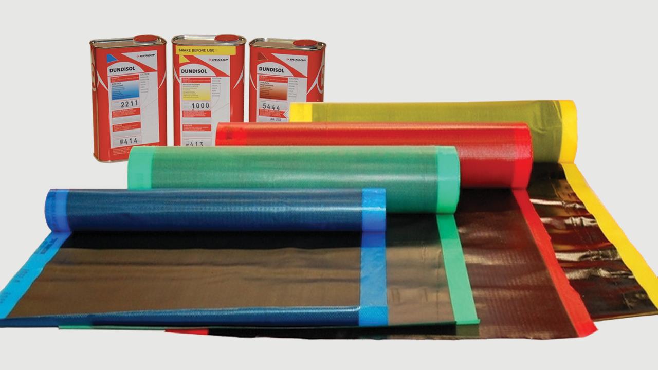 05 Материали за вулканизация - Vulcanizing splice materials and belt repair