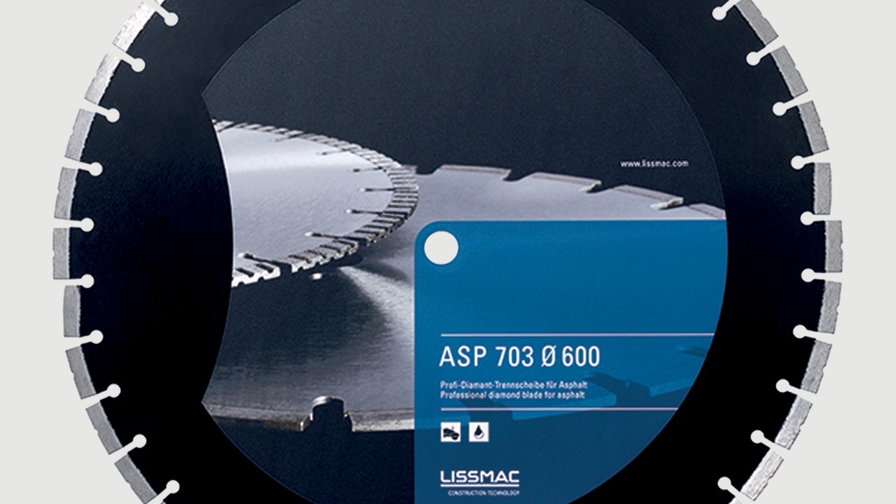 Диамантени дискове за асфалт