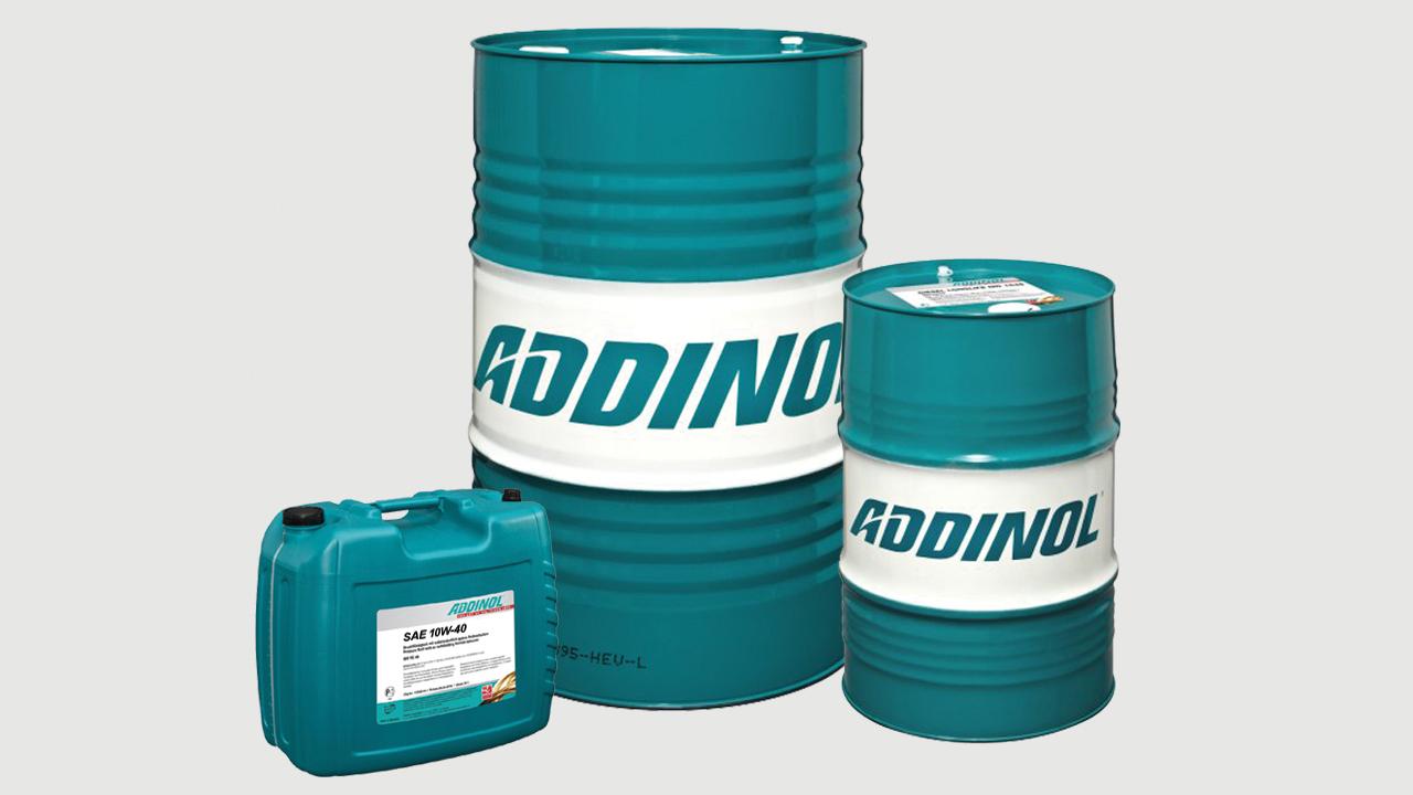 Смазочни продукти ADDINOL