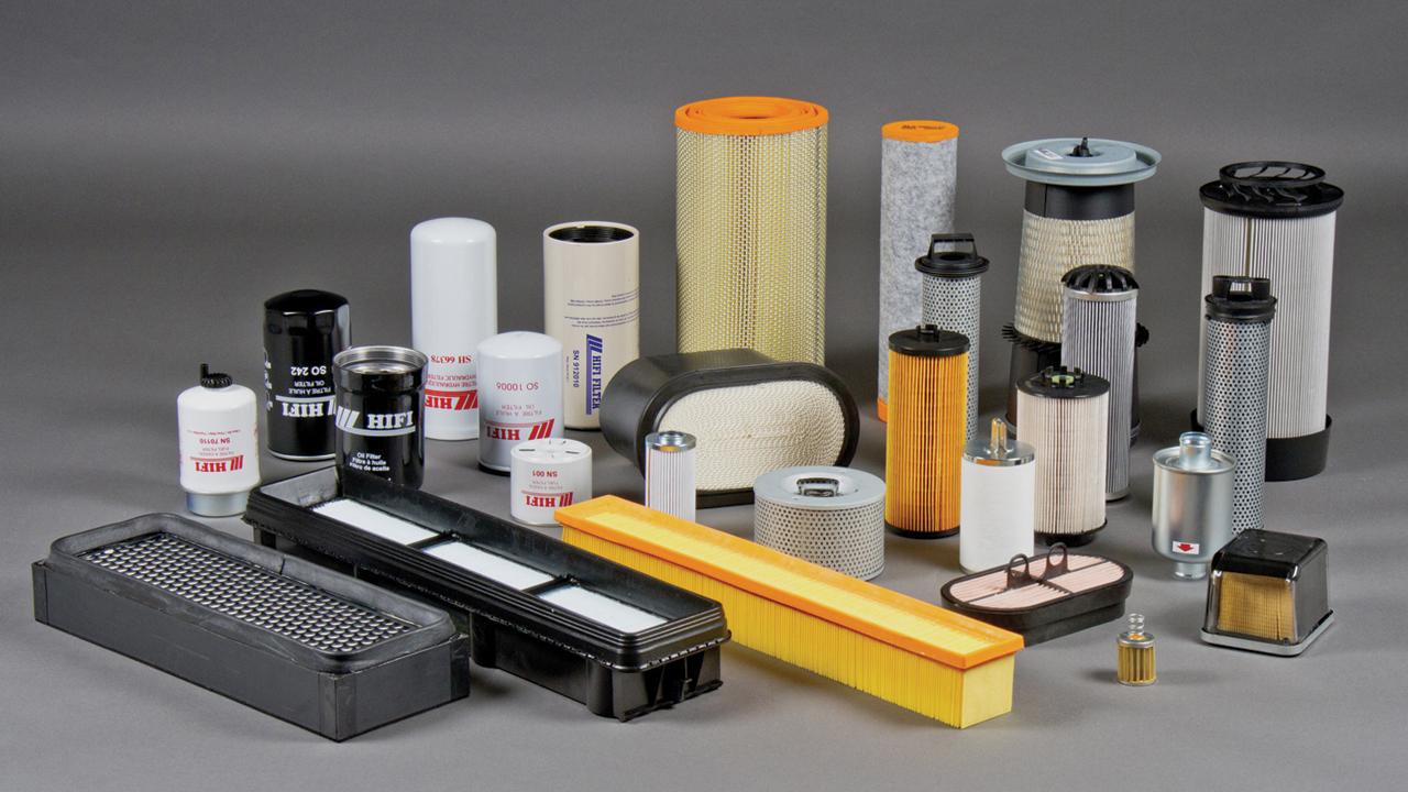 Филтри за селскостопански машини - Agriculture and forestry equipment