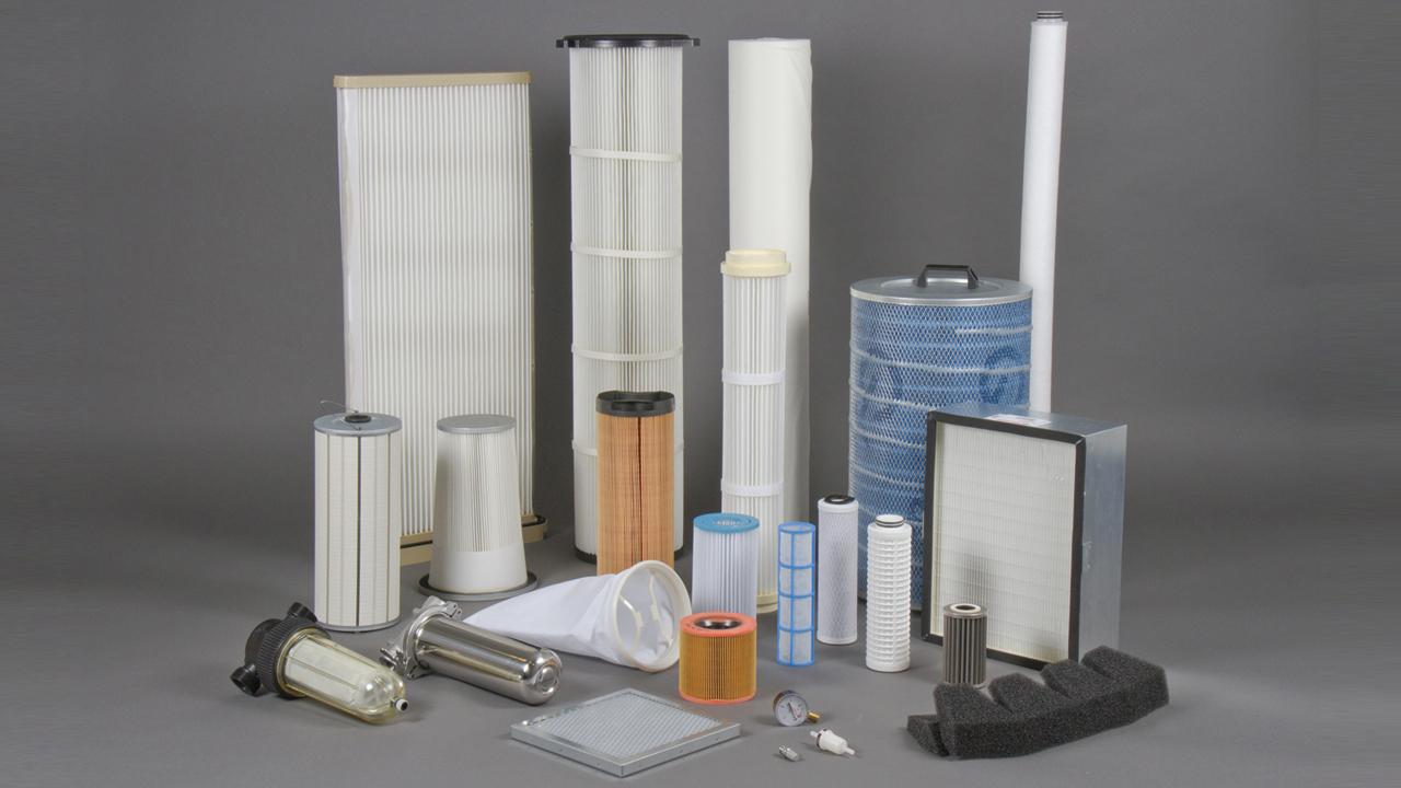 Индустриални филтри - Industry filters